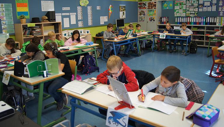Wunnensteinschule Großbottwar - Startseite Untericht